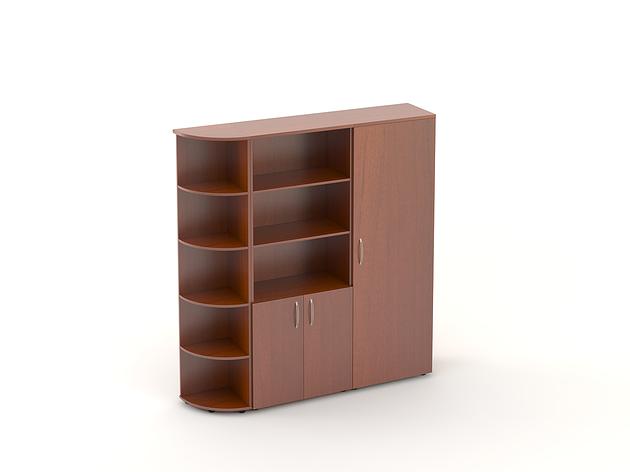 Комплект мебели для персонала серии Атрибут композиция №15 ТМ MConcept, фото 2