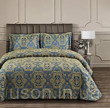 Покривало на ліжко з наволочками Arya 250X260 INIESTA