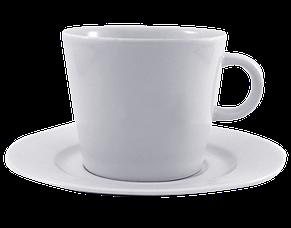 Чашка каппучино с блюдцем 180 мл, фото 2