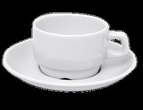 Чашка для кофе с блюдцем 150 мл, фото 2
