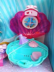 Игровой набор P.O.P. | L.O.L. джакузи с куколками Лол QL053-1 / Лол ракушка / аналог QL053-1, фото 3