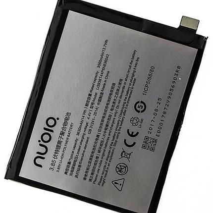 Аккумулятор ZTE Li3936T44P6h836542 / Nubia M2 NX551J, фото 2
