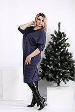 Плаття жіноче демісезонне великі розміри 42-74, фото 3