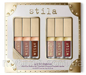 Жидкие тени для век STILA EYE FOR ELEGANCE (6 цветов)