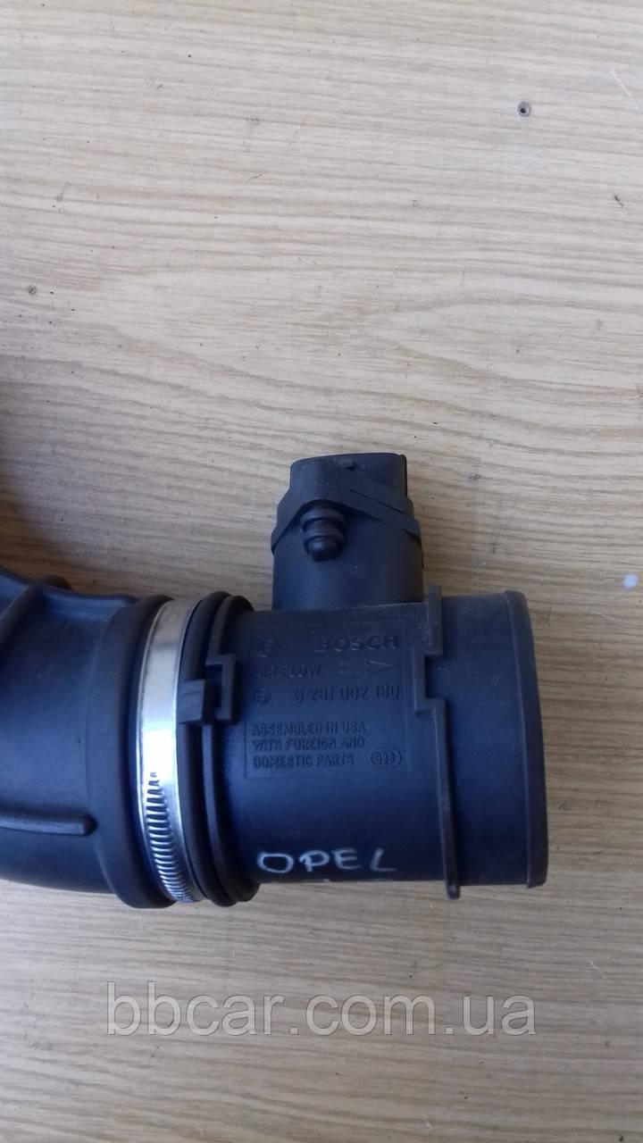 Датчик потока (расхода) воздуха, расходомер Opel Astra G 1.7 diesel Bosch 0 281 002 180