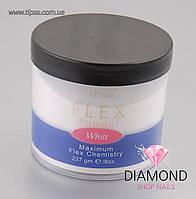 Акриловая пудра IBD Flex Powder White 227 г, Цвет Белый