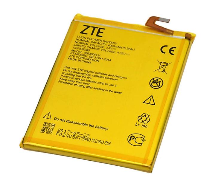 Аккумулятор для ZTE Blade A610 (466380PLV)