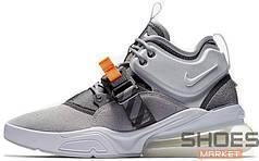 Женские кроссовки Nike Air Force 270 Grey