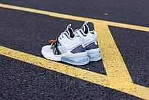 Женские кроссовки Nike Air Force 270 Grey AH6772-002, Найк Аир Форс, фото 2