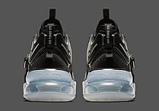 Мужские кроссовки Nike Air Force 270 Black White AH6772-001, Найк Аир Форс, фото 3