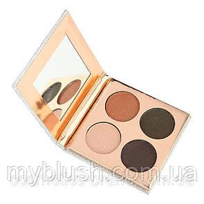 Тени для глаз DOSE Palette (4 цвета)