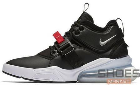 Женские кроссовки Nike Air Force 270 Black White AH6772-001, Найк Аир Форс, фото 2