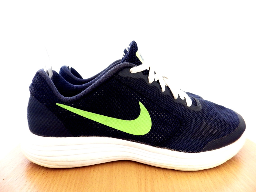 8598e6cc Кроссовки беговые Nike Revolution 3 GS 100% ОРИГИНАЛ р-р 38 (24см) ...