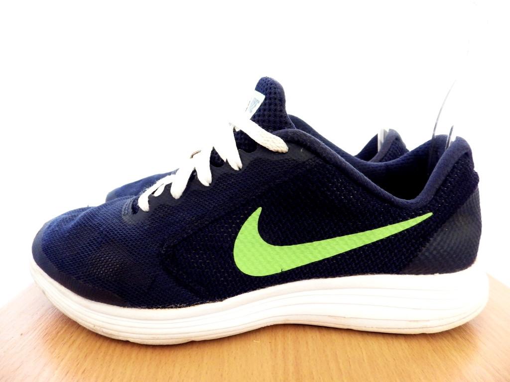 525642b0 ... Кроссовки беговые Nike Revolution 3 GS 100% ОРИГИНАЛ р-р 38 (24см) ...