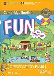 Fun for Starters Third Edition Presentation Plus DVD-ROM