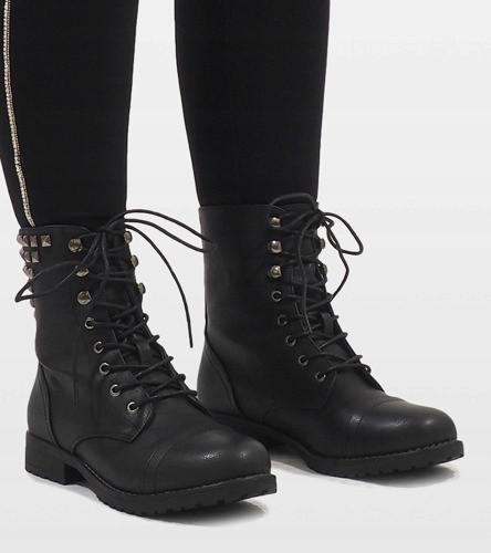 Женские ботинки Skeens