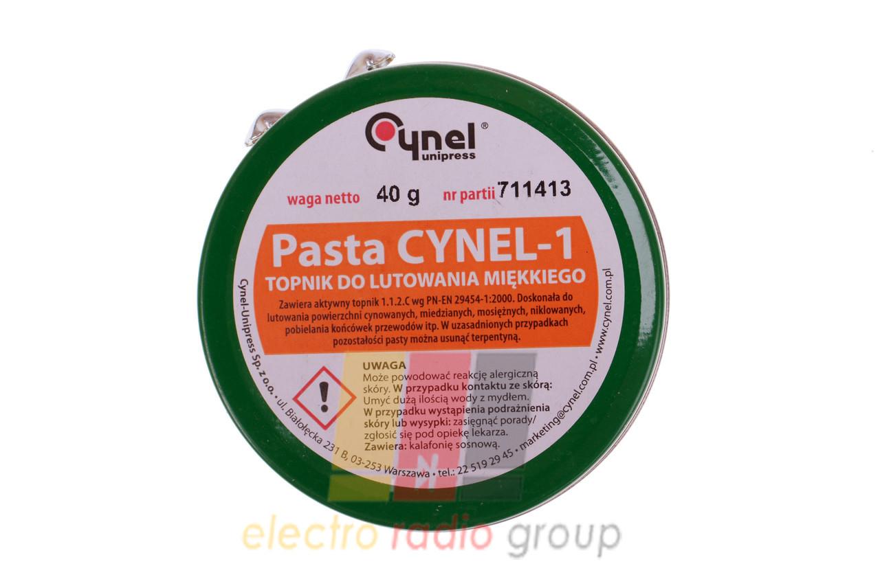 Паста для пайки PASTA CYNEL-1