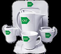 Чайный сервиз 5 предметов