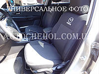 Mazda 3 II, чехлы на мазду 3, елегант