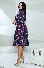 Платье женское демисезонное размеры: 48-54, фото 2
