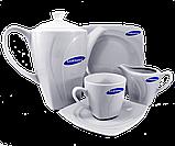 Чайный сервиз  рифленый 4 предмета, фото 2