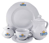 Чайный сервиз 4 предмета