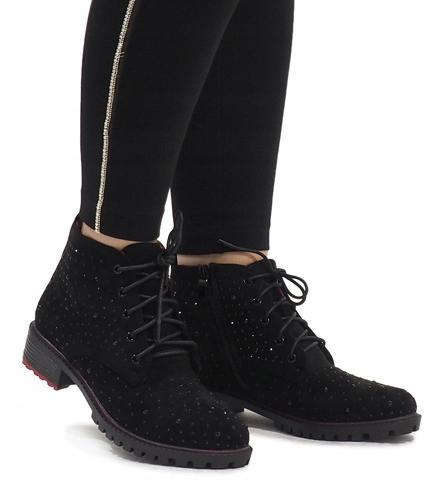 Женские ботинки Rieser