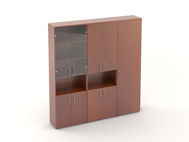 Комплект мебели для персонала серии Атрибут композиция №18 ТМ MConcept, фото 2