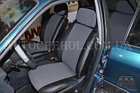 Автомобильные чехлы на AUDI 80(B4), экокожа, Автомания, AM-S