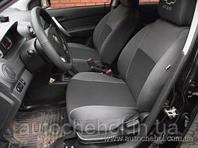 Автомобильные чехлы на Chevrolet Aveo (xetchback 5D), производитель АвтоМир