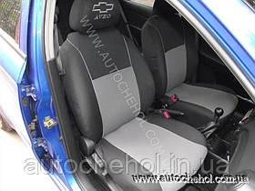 Автомобильные чехлы на Chevrolet aveo (xetchback), производитель АвтоМир