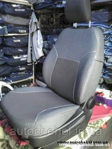 Автомобильные чехлы на Kia Sportage II, производитель АвтоМир