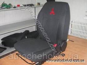 Автомобильные чехлы на Mitshubishi L200, производитель АвтоМир
