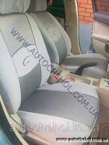 Автомобильные чехлы на Mitshubishi Lancer Sportback, производитель АвтоМир