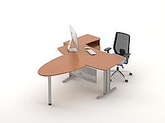 Комплект мебели для персонала серии Техно плюс композиция №2 ТМ MConcept