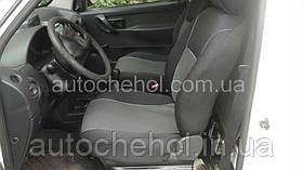 Автомобильные чехлы на Peugeot Partner, производитель АвтоМир 1+1