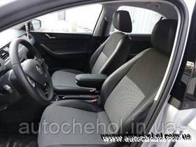 Автомобильные чехлы на Seat Toledo 2012, авточехлы для toledo IV, Premium, MW BROTHERS