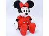 Мягкая игрушка  Дисней Минни Маус красная , 60 см