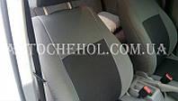 Автомобильные чехлы на VW Caddy 2 передних, автомир, 1+1