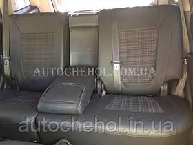 Автомобільні чохли на сидіння Hyundai Santafe II, cobra