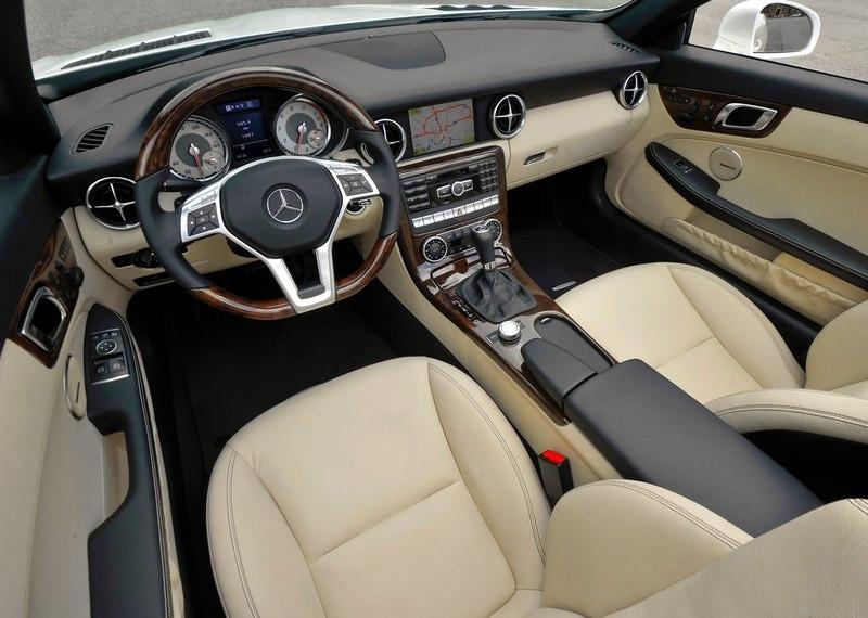 Краска для Кожаного Салона Mercedes SLK Светло Бежевый