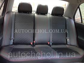 Автомобильные чехлы на сиденья Mitsubishi Lancer 9, cobra