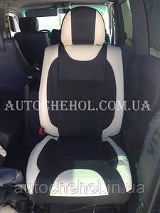 Автомобильные чехлы на сиденья Nissan Xtrail T 31, cobra