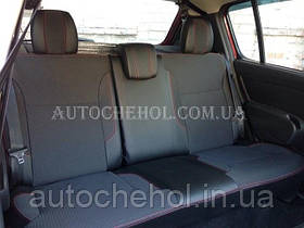 Автомобильные чехлы на сиденья Renault Sandero, cobra