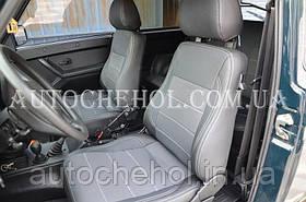 Автомобильные чехлы на сиденья Ваз 2121 NIVA, производитель MW BROTHERS