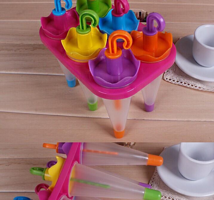Формочки для морозива парасольки - Формочки для мороженого зонтики