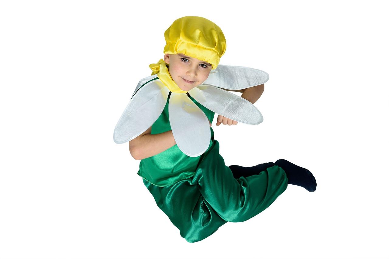 """Детский карнавальный костюм """"Ромашка"""" для мальчика"""