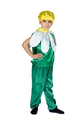 """Детский карнавальный костюм """"Ромашка"""" для мальчика, фото 2"""