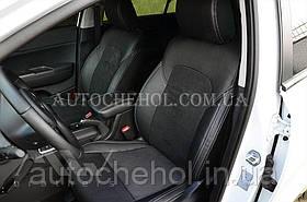 Авточехлы из алькантары и арпатеки на сиденья Kia Sportage, Leather StyLe, MW BROTHERS