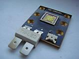 LED диод YGC-200WWW  120w для LED голов и сканеров, фото 2